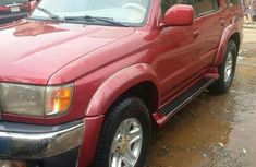 Neatly Used Toyota 4Runner 2001 For Sale