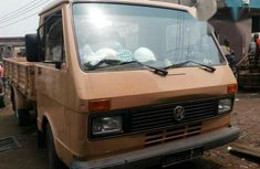 Volkswagen Touran 2002 Gold For Sale