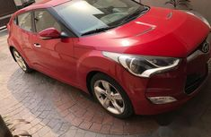 Used Hyundai Veloster 2013 Red for sale