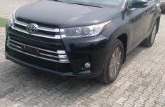 2016 Toyota Highlander black Limited Edition for sale