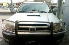 Nigerian Used Toyota 4runner 2004 FOR SALE