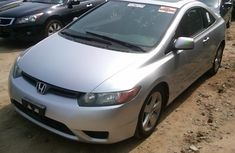2006 Model Honda Civic Coupe,very Clean