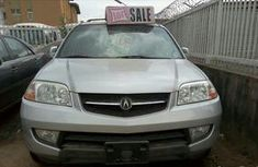 Acura MDX Silver 2002 FOR SALE