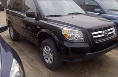 2005 Clean Honda Pilot for sale with full options just buy and Drive