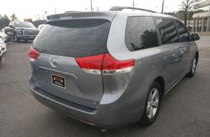 Foreign used Toyota Sienna 2015