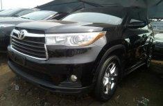 Toyota Highlander Limited 2016 Black for sale