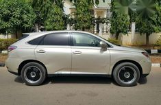Lexus RX 2014 Beige For Sale