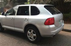 Porche Cayenne 2006 Silver For Sale