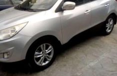 Clean Hyundai IX35 2013 Silver for sale