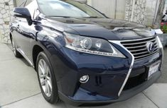 2014 Clean direct tokumbo Lexus Rx450h  for SALE .