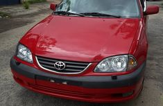 Well maintained Toyota Avensis 2002 for sale