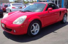 2003 Clean direct tokumbo Toyota MR2 Spyder for SALE.
