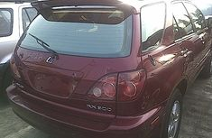 Good used 2001 Lexus RX300 for sale