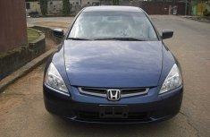 2005 Model Honda Accord Ex For sale