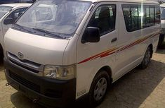 Tokunbo 2009 model Toyota Hiace FOR SALE
