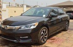 Almost brand new Honda Accord Petrol 2016