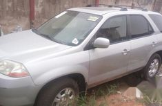 Tokunbo Acura MDX 2002 Silver for sale