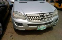 2007 Mercedes-Benz ML Automatic Petrol well maintained