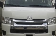 Tokunbo 1997 Toyota Hiace Hummer Bus