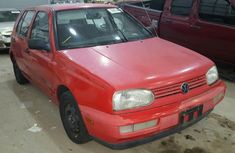 VOLKSWAGEN Golf4 2000 model Red for sale