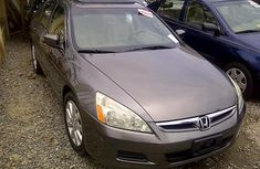 Neatly used 2007 Honda Accord for sale