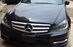 2013 Neat black Mercedes Benz C 300 for sale