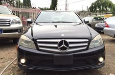 2008 Neat Mercedes Benz c 300 for sale