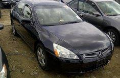 2004 Honda Accord Eod FOR SALE