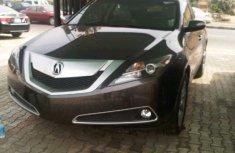 2012 Acura Zdx Full Option, Leather Interior, Minimum Fuel Consumption.