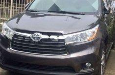 Toyota Highlander 2014 Automatic Petrol ₦13,200,000