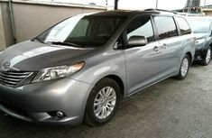 Toyota Sienna 2015 ₦11,500,000 for sale