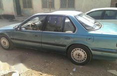 Honda Accord 1990 Blue For Sale