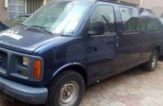 GMC Savana 1999 Blue For Sale
