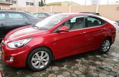 Very neat Hyundai Accent 2010 model for sale with full options