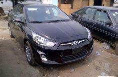 Clean Hyundai Accent 2010 Black for sale