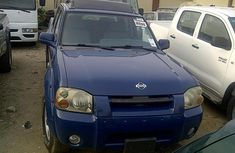 Good used Nissan Frontier 2002 for sae