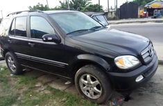 Mercedes-Benz ML320 2002 in good condition for sale
