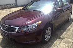 2008 Honda Accord fresh FOR SALE