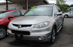 Acura RDX 2009 Silver For Sale