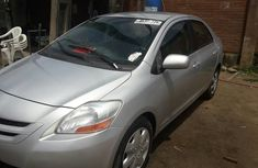 TOKUNBO 2007 TOYOTA  YARIS for sale