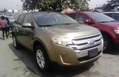 Almost brand new Ford Edge Petrol 2013