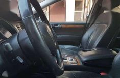 Clean Audi Q7 2007 model For Sale