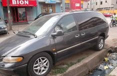 2001 Chrysler Voyager Petrol Automatic for sale