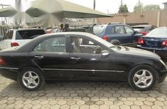 Mercedes Benz C300 2005 Black For Sale