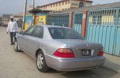 2002 Acura RL Petrol Automatic