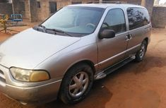 Nissan Quest 2002 Silver for sale