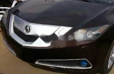 Acura ZDX 2011 Petrol Automatic Brown