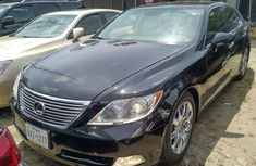 2011 Untentic Lexus L's 460 for sale call on 08164588418