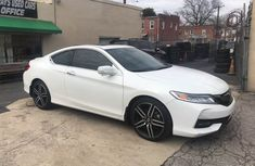 Direct-tokunbo HONDA Accord 2016 for sale