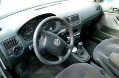 Toks 2002 Volkswagen Golf4 for sale for sale with the fullest option buy and drive.